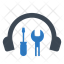 Customer Support Technical Support Maintenance Icon