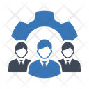 Technical Support Team Icon