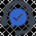Support Service Helpline Icon