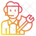 Technical Support Internet Digital Icon