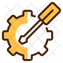 Technical Support Help Service Icon
