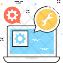 Technical Support Settings Icon