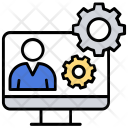 Online Consulting Technical Icon