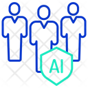 Itech Security Check Technical Team Artificial Technical Team Icon