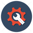 Technical Tool Icon