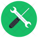 Mechanical Tools Service Tools Maintenance Icon