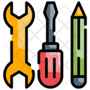 Service Service Tools Technical Support Icon