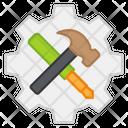 Technical Tools Setting Tools Repair Tools Icon