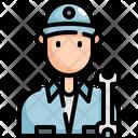 Technician Avatar User Icon