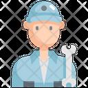 Technician Technical Support Icon