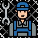 Itechnician Technician Avatar Icon