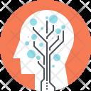 Technolgy Tree Innovation Icon