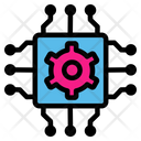 Technology Cogwheel Gear Icon