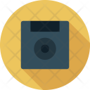 Technology Diskette Multimedia Icon