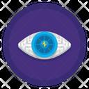 Technology Eye Icon