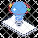 Smartphone Idea Technology Innovation Innovative Device Icon