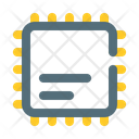 Technology Tech Chip Icon