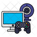 Gaming Controller Console Icon