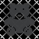 Ted Teddy Bear Icon
