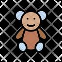 Teddy Bear Gift Icon