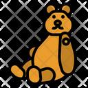 Teddy Bear Machine Icon