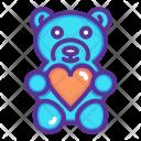 Teddy Icon