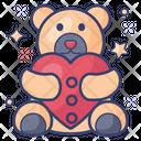 Stuffed Toy Soft Toy Teddy Icon