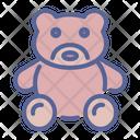 Teddy Bear Kids Icon