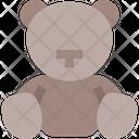 Teddy Bear Child Icon