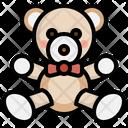 Teddy Toys Kid Icon