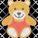 Teddy Bear Stuff Icon