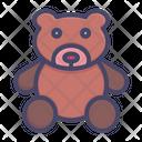 Bear Toy Kids Icon