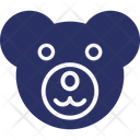 Bear Bear Face Panda Icon
