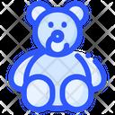 Teddy Bear Icon