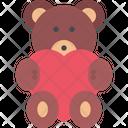 Teddy Bear Toy Bear Icon