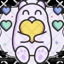 Teddy Bear Bear Teddy Icon
