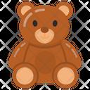 Teddy Bear Teddy Bear Gift Soft Toy Icon