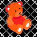Bear Toy Kids Children Icon