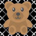 Teddy Bear Present Icon