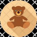 Baby Care Bear Icon
