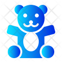 Teddy Bear Doll Bear Icon