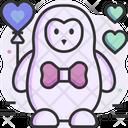 Teddy Penguin Penguin Teddy Icon