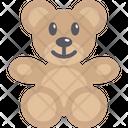 Teddybear Zoo Animal Icon