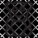 Teddybear Toy Animal Icon