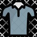 Tee Shirt Collar Icon