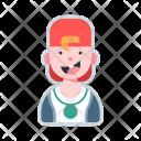Teen Male Avatar Icon