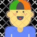 Teenager Boy Teenager Boy Icon
