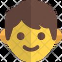 Teenage Boy Icon