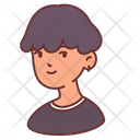 Boy People Avatar Icon
