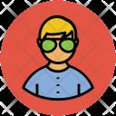 Teenager Boy Guy Icon